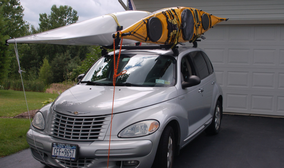I Am A Fan Of Malone Kayak Carriers (malone Auto Racks.com/kayak). I Have  Owned Three Different Styles Over The Years. All Have Been Strong, Well  Made And ...